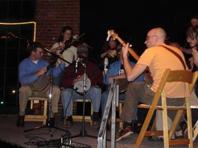 Clawhammer Banjo II Ensemble  Schlafly Brewpub