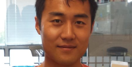 Peter Wang has joined the lab as a predoctoral trainee