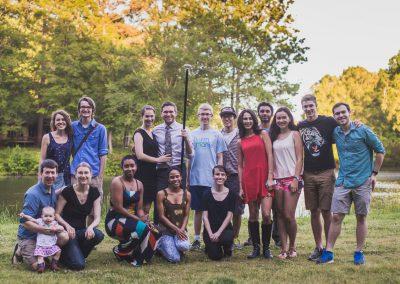 Buchser Lab Party 2015